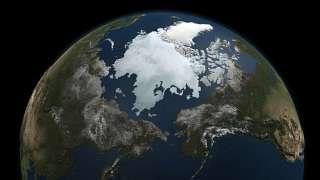 Льды Арктики стремительно таят, что настораживает ученых
