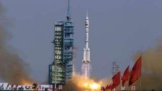 Китайская ракета носитель «Великий поход 6» успешно запущена