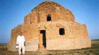 Мавзолей «Карагул батыра» в Казахстане, в котором покоится трехметровый человек