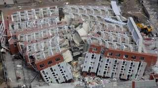 Землетрясение в Чили повредило обсерватории