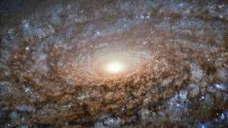 «Хаббл» сделал фотографию необычной «шерстистой» галактики