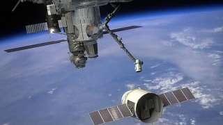 Dragon пристыкуется к МКС 23 сентября
