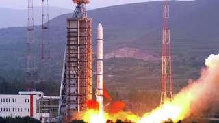 Китайцы успешно запустили в космос ракету-носитель «Великий поход 11»