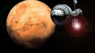 Посетители фестиваля науки отправятся на Марс