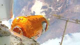 Японский грузовой корабль «Конотори 5» полностью сгорел в атмосфере после отстыковки