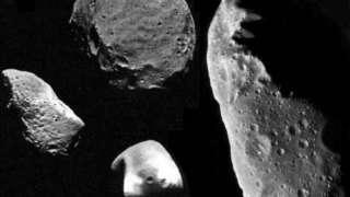 Пропавший астероид
