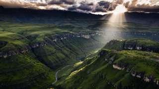 Долина страха в Южной Африке, которая убивает туристов