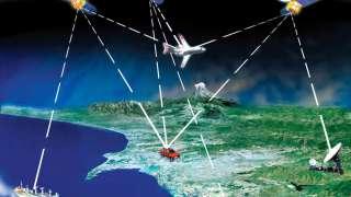 В Китае запустили спутниковую систему «BeiDou»