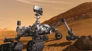 Поиски жизни на Марсе пока невозможны из-за угрозы заражения земными бактериями
