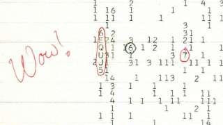 «Wow! Signal» и другие сигналы из космоса