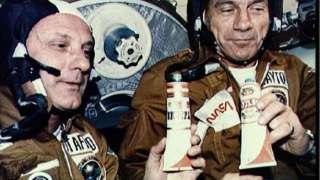 Какую пищу употребляют космонавты?