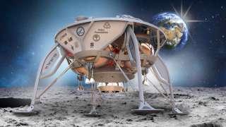 В конкурсе проектов Лунной миссии лидирует компания из Израиля «SpaceIL»