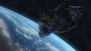 К нам приближается огромный астероид – это подтвердило агентство НАСА