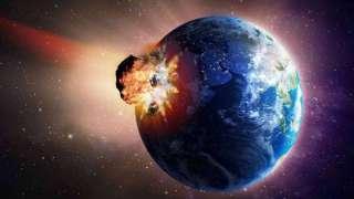 Проект «Discovery» продемонстрировал, что произойдет с нашей планетой после столкновения с гигантским астероидом