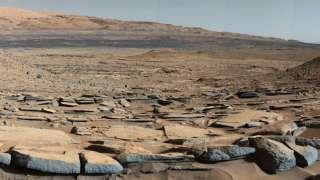Марсианские реки перемещали гальку на десятки километров из-за высокой скорости течения