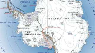 На Южном полюсе Антарктиды планируют найти причину зарождения жизни на нашей планете