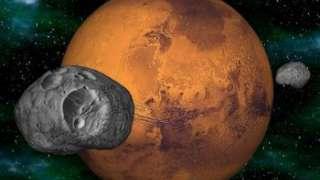 Марсианская Луна – Фобос: спутник искусственный или естественный?