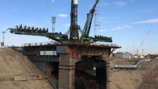 Союз удачно пристыковался к МКС несмотря на неполадки