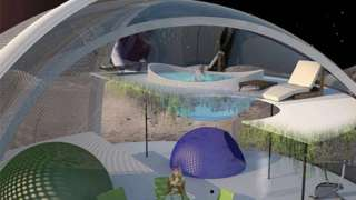 Космические дома будут печатать на 3D принтере