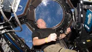 Скот Келли – новый рекордсмен НАСА