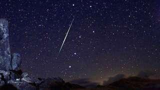 Метеорный поток Ориониды можно будет наблюдать сегодня ночью