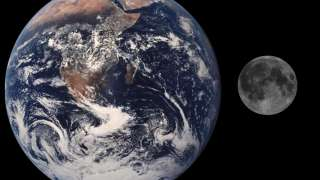 Развитие Луны и Земли – объектов, создавших идеальный уникальный альянс