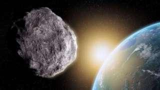 В Хэллоуинскую ночь к Земле приблизится астероид