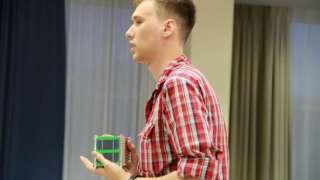 Студенты из Красноярска создали маленьких спутник, размер которого сопоставим с кубиком Рубика