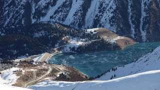 Озеро Кок-Коль – самое аномальное озеро Казахстана