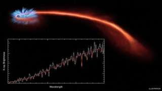 Астрофизики более детально изучили процесс поглощения звезды черной дырой