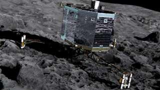 Путешествие вместе с «Фили» на комету «67P-Чурюмова-Герасименко»