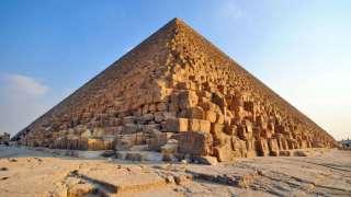 В 2016 году египетские пирамиды будут сканировать космическими лучами