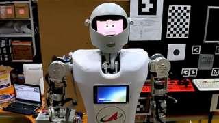 На МКС отправят первого робота-психолога, произведенного в России