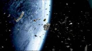 Космический мусор упадет на Землю 13 ноября