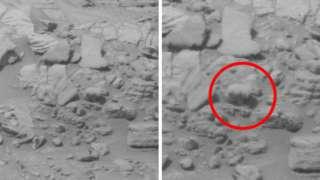 Новое фантастическое открытие уфологов: на Марсе водятся медведи