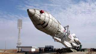 Ракеты «Протон М» будут перевозить французские спутники