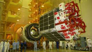 Запуск спутника навигационной программы ГЛОНАСС