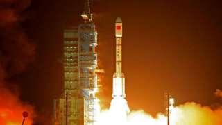 В Китае успешно стартовала ракета со спутником «ChinaSat 2C» с космодрома «Сичан»