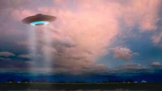 НЛО в небе над Липецком