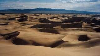На территории США обнаружили «поющую» пустыню