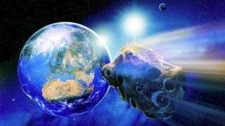 К Земле приближается гигантский астероид, превосходящий по размеру в три раза «Апофис»