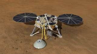 Сотрудники NASA приступили к поиску места для посадки пилотируемого корабля на поверхности Марса
