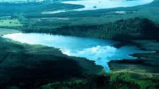 Марово озеро – аномальные места Чехии