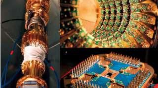 Новый квантовый компьютер создадут китайские и российские мастера
