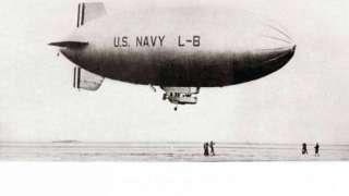 Загадочное исчезновение экипажа дирижабля (1942 год)