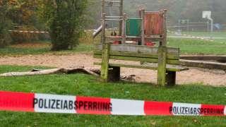 Случай самовозгорания женщины в парке зафиксирован в городе Фленсбург (Германия)