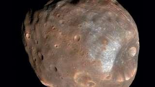 Астрономы предсказывают гибель марсианской Луны – Фобоса