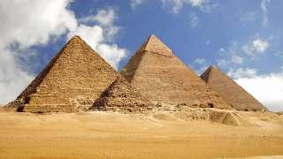 В лабиринтах египетских пирамид может присутствовать «машина времени»