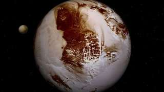 Познавательная и интересная информация о Плутоне
