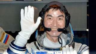 Астронавт Юи Кимия сфотографировал Байкал из космоса